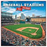 Baseball Stadiums - 2017 Calendar Calendriers