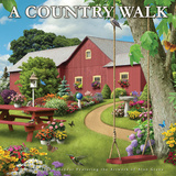 A Country Walk - 2017 Mini Calendar Calendars