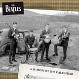 The Beatles - 2017 Calendar Calendars