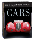 Cars Page-A-Day Gallery - 2017 Boxed Calendar Calendars