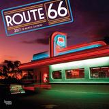 Route 66 18-Month - 2017 Calendar Calendars