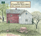 Country Blessings - 2017 Calendar Calendriers