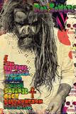 Rob Zombie- Electric Warlock Plakater