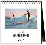 Surfing - 2017 Easel Calendar Calendari