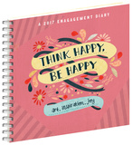 Think Happy, Be Happy - 2017 Planner Kalenders