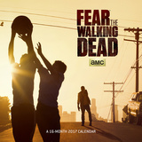 Fear The Walking Dead - 2017 Calendar Calendars