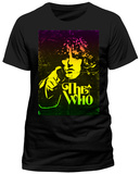 The Who- Brilliant Roger Face T-shirts