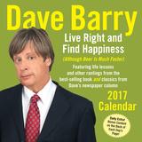 Dave Barry - 2017 Boxed Calendar Calendars
