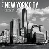 New York City Black & White - 2017 Calendar Calendars
