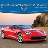 Corvette - 2017 Calendar Kalenders