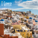 Greece - 2017 Calendar Kalendarze