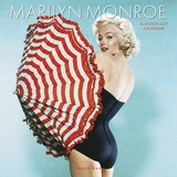 Marilyn Monroe - 2017 Calendar Kalender