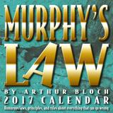 Murphy's Law - 2017 Boxed Calendar Calendars
