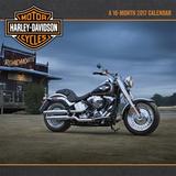 Harley-Davidson - 2017 Calendar Calendars