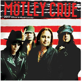 Mötley Crüe - 2017 Calendar Calendars