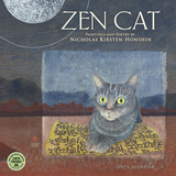 Zen Cat - 2017 Calendar Calendarios