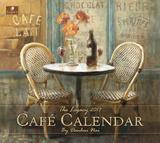 Café Calendar - 2017 Calendar - Takvimler