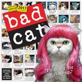 Bad Cat - 2017 Calendar Calendars