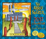 The Argyle Sweater - 2017 Boxed Calendar Calendars