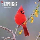 Cardinals - 2017 Calendar Kalendarze