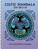 Celtic Mandala - 2017 Planner Calendars
