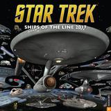 Star Trek: Ships of the Line - 2017 Calendar Calendars