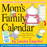 Mom's Family Calendar - 2017 Calendar Calendars