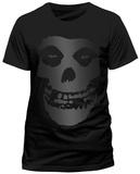 Misfits- Shaded Skull T-Shirt