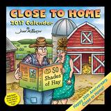 Close to Home - 2017 Boxed Calendar Calendars