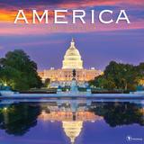 America - 2017 Calendar Kalendarze