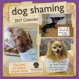 Dog Shaming - 2017 Calendar Calendars