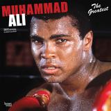 Muhammad Ali - 2017 Calendar Kalendarze