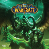 World of Warcraft - 2017 Calendar Calendars