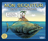 Non Sequitur - 2017 Boxed Calendar Calendars