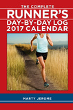 The Complete Runner's Day-by-Day Log - 2017 Planner Calendars