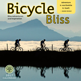 Bicycle Bliss - 2017 Calendar Calendari