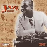 Jazz History - 2017 Calendar Calendriers