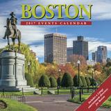 Boston Events - 2017 Calendar Kalendarze