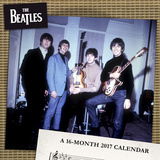 The Beatles - 2017 Mini Calendar Calendarios