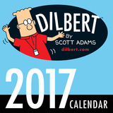 Dilbert - 2017 Mini Calendar カレンダー