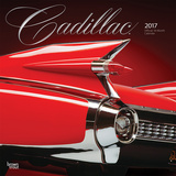 Cadillac - 2017 Calendar Calendars