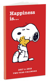 Peanuts Happiness Is - 2017 Planner Calendars