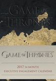 Game of Thrones 2016-2017 16-Month Planner Calendars