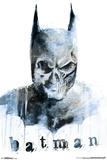 Batman- Skull Cowl Print