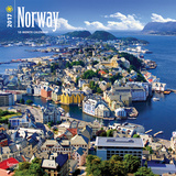 Norway - 2017 Calendar Calendars