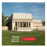 Frank Lloyd Wright - 2017 Calendar Calendars