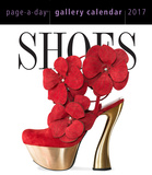 Shoes Page-A-Day Gallery - 2017 Boxed Calendar Calendars