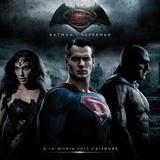 Batman V Superman: Dawn Of Justice - 2017 Calendar Calendars