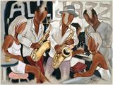 All Jazz Posters af Pierre Farel
