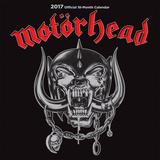 Motorhead - 2017 Calendar Calendars